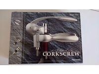 Professional Corkscrew Set - New, boxed and unused