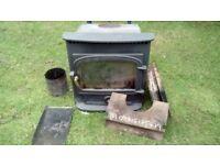 Wood/Multfuel stove