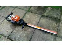 "Stihl HS87R petrol hedge cutter 30"""