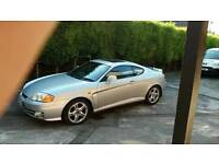 Hyundai coupe v6 only 70.000 miles