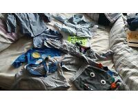 baby boy clothes bundle age 0-3 months