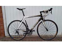 2009 Scott CR1 Team Carbon frame Road bike Large (56cm)