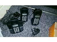 home phone trio