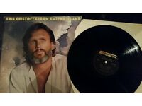 KRIS KRISTOFFERSON EASTER ISLAND VINYL. VERY GOOD CONDITION