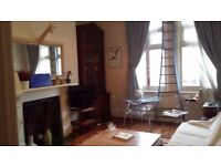 Beautiful double in a two-bed flat in South Kensington