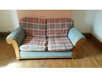 Well made sofa bed