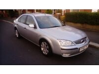 Ford Mondeo 1.8 Petrol**MOT till end of June 2018**Good condition