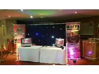 Mobile disco and photobooth