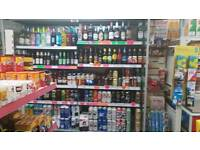 Off licence and convinience store for sale in birmingham