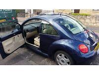 AUTOMATIC VW beetle Mot - September