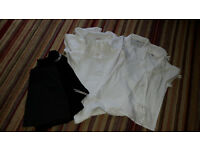 Girls bundle of school clothes