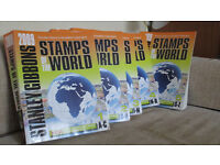 Stamp Catalogues