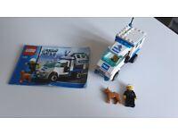 Lego City Police Dog Unit set 7285