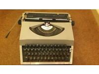 Typewriter free to collector