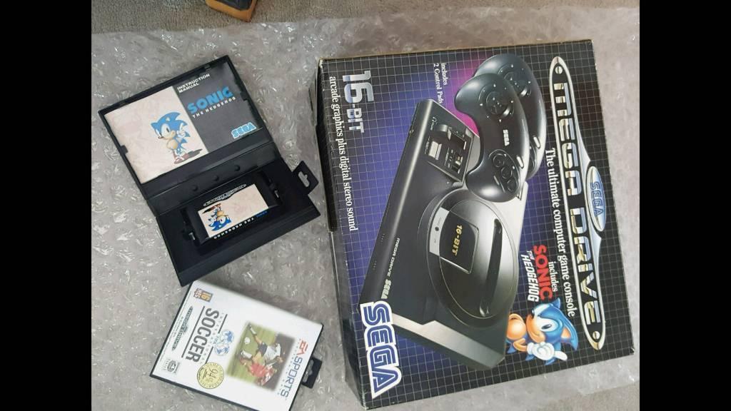 Sega Megadrive