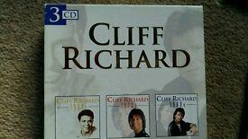 Cliff 3 cd set