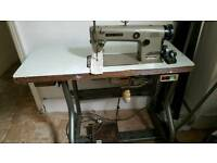TWO BROTHER INDUSTRIAL SEWING MACHINE