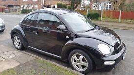 Beetle tdi 2002