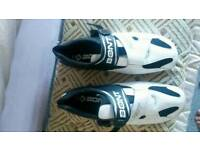 Vintage Riot Road Cycling Shoes