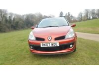 RENAULT CLIO 1.6 AUTOMATIC, LONG MOT, VERY LOW MILEAGE