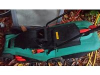 Bosh lawnmower