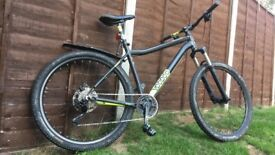 Voodoo Bantu, mountain/jump bike good condition custom
