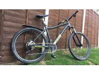 Voodoo Bantu, mountain/jump bike good condition custom