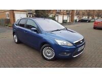 2008 FORD FOCUS TITANIUM** AUTOMATIC** 32000 MILES** Full leather ** 3 MONTHS WARRANTY