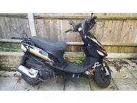 Moped - Longjia Digita 51 - 50cc