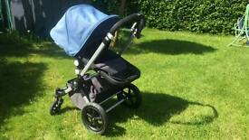 Bugaboo cameleon 3 with car seat