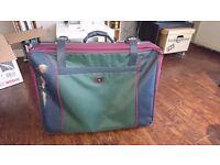 FREE vintage suitcase