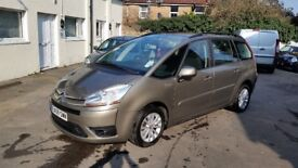 Citroen Model C4 1.6 HDI Grand Picasso Vtr # AUTOMATIC # DIESEL* 7 SEATER * NEW CAMBELT* WARRANTY