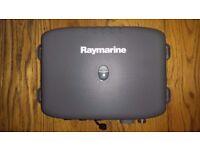 Raymarine 240e VHF radio and handset