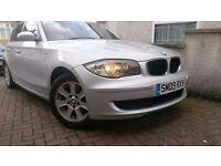 BMW 1 series 09 plate