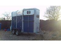 Ifor Williams 505 Horse box trailer