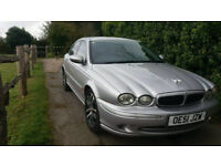 ++++AUTOMATIC JAGUAR X-TYPE SPORT FULY LOADED+++WITH MOT AND LPG CONVERSION++++