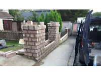 experienced bricklayer.