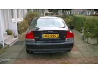 Volvo S60 2.4 Diesel, 2004. Black. Good condition. All paperwork-12 Service stamps MOT'd-Alloys.
