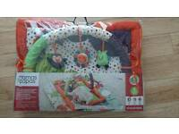 Mamas and Papas 5in1 Luxury Playmat & Gym