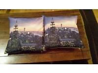 New York cushions