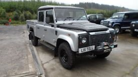 Land Rover Defender 130 County Double Cab Pick Up 2.4 TDCi
