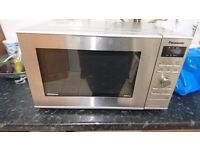 Panasonic combination microwave/grill