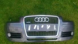 Audi a3 8p front bumper
