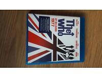 The Who at Kilburn Dvd