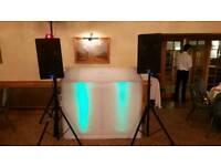 Full mobile DJ setup including amazing QSC K12 Speakers and Pionner DDJ S1 controller