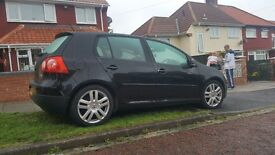 Bargain for money golf gt 2005 for sale clean car not ford vauxhall citreon