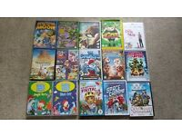 Various children's dvds