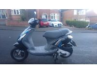 PIAGGIO ZIP 50cc 59 Plate - EXCELLENT CONDITION & RELIABLE BIKE Not Peugeot, Yamaha, Gilera