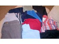 Bundle of Boy's Clothes, 9-10 years