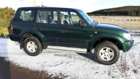 1999 Toyota Landcruiser Colorado Auto